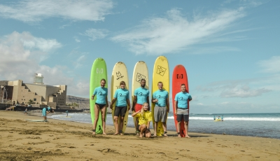 4. surf session